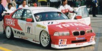 BMW 320   St.Nr. 11    Macau 1999 TOTAL Kwan