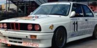 BMW M3   St.Nr. 11    Macau 1989 MANDARINA DUCK Kwan