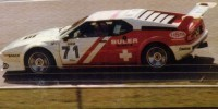 BMW M1   St.Nr. 71    Procar 1979 BULER SWISS WATCHES Surer