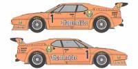 BMW M1   St.Nr. 31    DRT/Nrburgring 1982 JAEGERMEISTER König