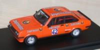 Ford Escort II RS 2000   St.Nr. 42    Missen Bergrennen 1981 JAEGERMEISTER Ketterer