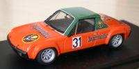 Porsche 914   St.Nr. 31    Taunus 1973 JAEGERMEISTER Schimpf