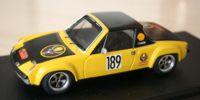 Porsche 914   St.Nr. 189    Wolfenbuettel 1972 JAEGERMEISTER Bonhorst