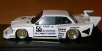 BMW 320 Gr.5   St.Nr. 55    DRM/1. Rennen 1980 SCHNITZER Stuck