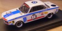 BMW 2800 CS   St.Nr. 73    Salzburgring 1971 SCHNITZER Furtmayr