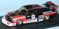 BMW 320 Gr.5   St.Nr. 55    DRM 1980 KRAUS HIFI Stuck