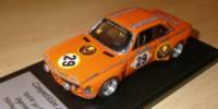 BMW 3,0 Csi   St.Nr. 29   1. Nuerburgring 1973 Jaegermeister Lauda/Muir