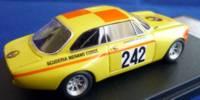 Alfa Romeo GTAJ   St.Nr. 242    Hillclimb 1972 Jaegermeister Brunner