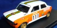 Fiat 128   St.Nr. 111    Hill Climb 1973 Jaegermeister Simeaner