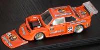 BMW 320 Gr.5   St.Nr. 25    Nuerburgring 1979 JAEGERMEISTER Schimpf/Brger mit Motor