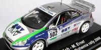 Peugeot 307 WRC   502  Bohemia Rallye 2006  Vojtech