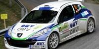 Peugeot 207 S2000   4  Rallye Lavantal 2010 OMV Stohl