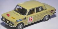 Fiat 125 S Gr.1   78  Rallye Elba 1972