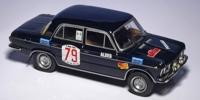 Fiat 125 S Gr.1   79  Rallye Elba 1972
