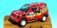 Mitsubishi Pajero T 2 Exceed   St.Nr. 256    Paris/Dakar/Le Caire 2000 PLAYSTATION Kleinschmidt/Th?rner
