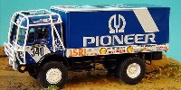 Mercedes 1936 AK   St.Nr. 340   1. Paris/Dakar 1983 PIONEER Groine