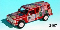 Nissan Patrol GR T1   St.Nr.     Paris/Dakar 1998  Giletti