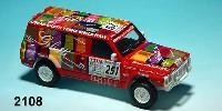 Nissan Patrol GR T3   St.Nr.     Paris/Dakar 1999  Giletti
