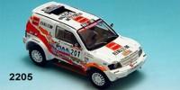 Mitsubishi Pajero T 2   St.Nr.    1. Dakar 2002  Masuoka
