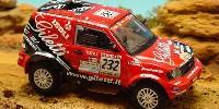Mitsubishi Pajero Diesel T 2   St.Nr.     Dakar 2002  Giletti