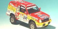 Toyota LJ 90   St.Nr.     Dakar 2000 TOTAL  ohne Decals