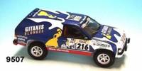 Nissan Terrano T 1 St.Nr. 216 Granada/Dakar 1995 GITANES BLONDES Delavergne