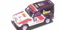 Mitsubishi Pajero   St.Nr.    1. Dakar 1985 NIKON Zaniroli