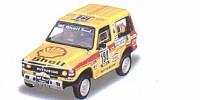 Mitsubishi Pajero   St.Nr. 194    Paris/Dakar 1984 SHELL Debussy