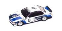 BMW 635 Csi Gr.A   St.Nr. 10    Spa 1983 HARTGE Voitech/Enge