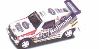 Mitsubishi Pajero   St.Nr.     Paris/Kapstadt 1992 ROTHMAN Saby