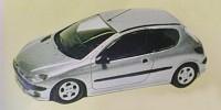 Peugeot 206 XS   St.Nr.