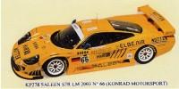 Saleen S7R   St.Nr. 66    Le Mans 2003 Konrad