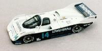 Porsche 962   St.Nr. 14   1. IMSA 1987 L?WENBR?U