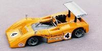 """McLaren M8A """"Wing"""" St.Nr. 4 1. Can Am 1969 GULF McLaren"""