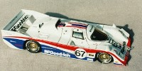 Porsche 962   St.Nr. 67   3. del Mar 1988 BF GOODRICH Wollek