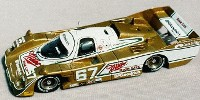 Porsche 962   St.Nr. 67    Daytona 1988 MILLER