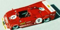 Alfa Romeo 33 TT / 2   St.Nr. 1   1. Interserie 1975 CAMPARI