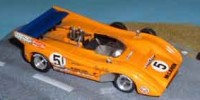 McLaren Chevrolet M8F   St.Nr. 5    Can Am 1971 GOODYEAR Hulme