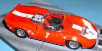 Lola T 70 II   St.Nr. 3    Can Am 1966  Hill