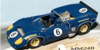 Lola T 70 II   St.Nr. 6    Can Am 1966 SUNOCO Donohue