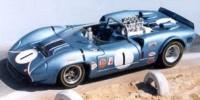 Lola T 70   St.Nr. 1    Riverside 1966 MECOM M.Andretti