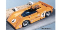 McLaren M8A   St.Nr. 5    CanAm 1968  McLaren