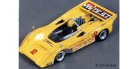McLaren M8D   St.Nr. 2    Laguna Seca 1971 T.E.S.T. Elford dunkelblau
