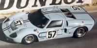 Ford MK II B   St.Nr. 57   Ausf Le Mans 1967 FORD Hawkins/Bucknum hellblau