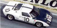 Ford GT 40 MK I   St.Nr. 10   Ausf Le Mans 1964 FORD Hill/McLaren