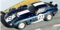 AC Cobra Daytona   St.Nr. 27    Reims 1965  Sears/Whitmore