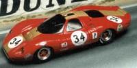 Ford F3L   St.Nr.     BOAC 500 1968  McLaren