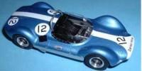 Zerex Mecom   St.Nr. 12   1. Gards Trophy 1963  Penske