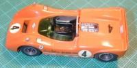 McLaren M6A   St.Nr. 4    Can Am 1966 Werk Hulme