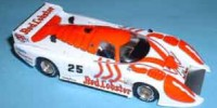 March 83 G   St.Nr. 25   2. Mosport 1983 RED LOBSTER Cowart/Miller